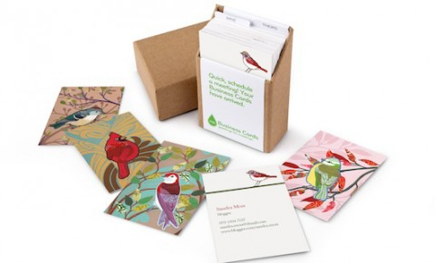 Post image for Moo.com 25% off Custom Cards and Business Cards!
