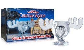 Post image for National Lampoons Christmas Vacation Glass Moose Mug -$19.95