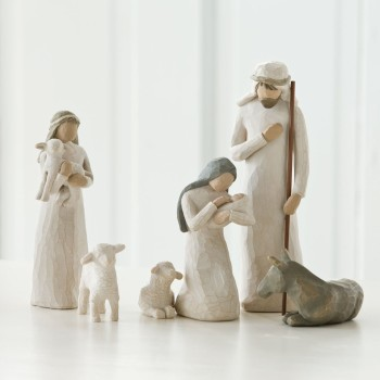 Post image for Amazon-Willow Tree Nativity Set $49.99