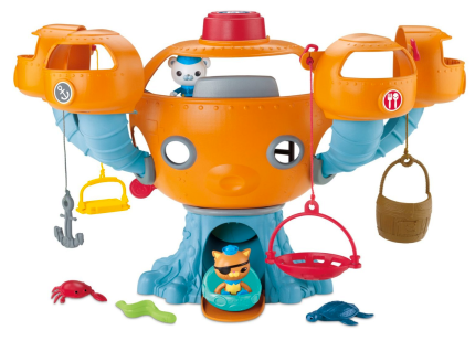 Post image for Amazon-Fisher-Price Octonauts Octopod Playset $20.99