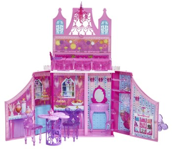 Post image for Barbie Mariposa and The Fairy Princess Playset-$22.99