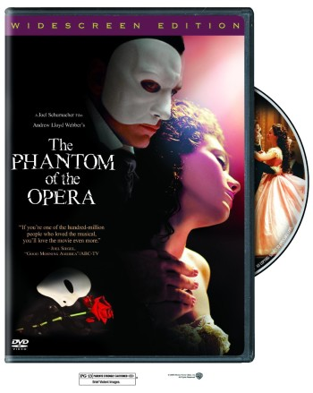 Post image for The Phantom of the Opera (Widescreen Edition)-$5