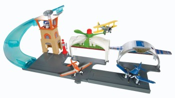 Post image for Disney Planes Propwash Junction Airport Playset-$9.49