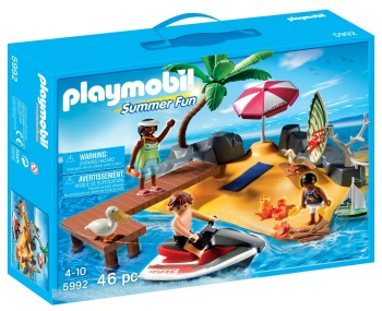 Post image for Amazon: PLAYMOBIL Holiday Island $9.99