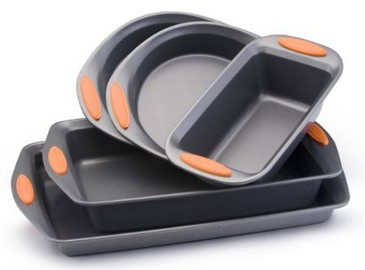 Post image for Walmart: Rachael Ray 5-Piece Bakeware Set $29.23