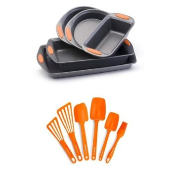 Post image for Rachael Ray Bakeware & Utensil Set Bundle-$53.79 Shipped