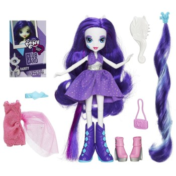 Post image for My Little Pony Equestria Girls Rarity Doll-$9.99