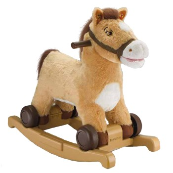Post image for Rockin' Rider Charger 2-in-1 Pony Ride On $29.99