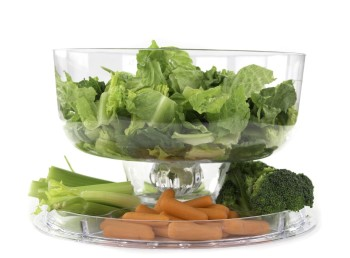 Post image for 6 in 1 – Multi Use Serving Tray and Bowl-$17.99