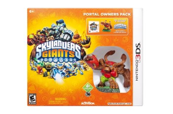 Post image for Amazon-Skylanders Giants Portal Owner Pack – Nintendo 3DS $13.99