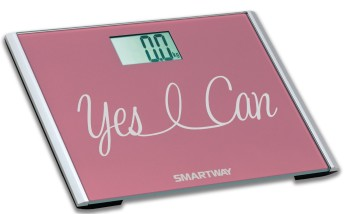 Post image for SmartWay Precision Motivational Digital Bathroom Scale-$19.95