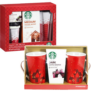 Post image for Walmart- Starbucks Gift Sets for Just $5.00 Each