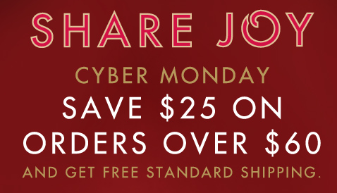 Post image for Starbucks Cyber Monday Sale: $25 off of $60 PLUS Free Shipping