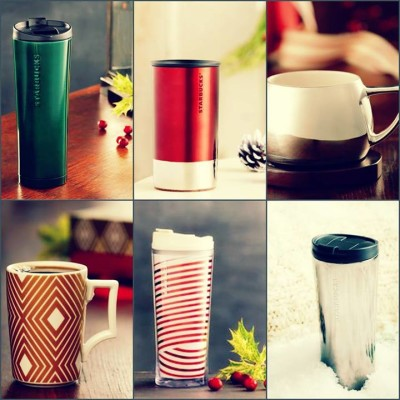 Post image for Starbucks- FREE Drink With Tumbler Purchase