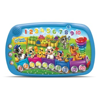 Post image for LeapFrog Touch Magic Counting Train-$9.99