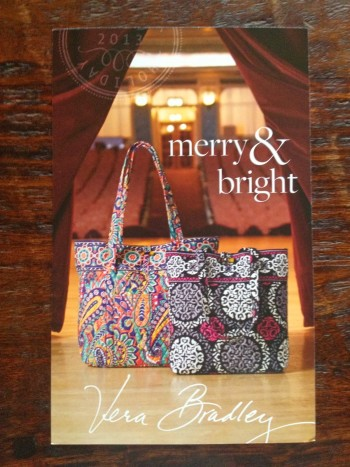 Post image for Vera Bradley: Free Shipping on All Orders