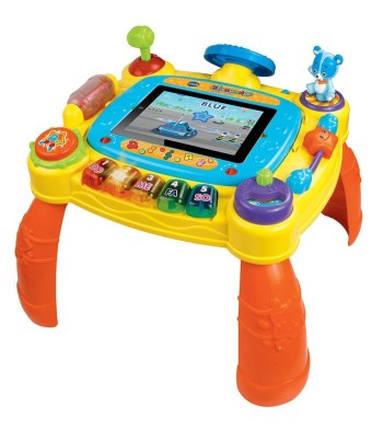 Post image for Amazon: VTech iDiscover App Activity Table Toy $19.99 (50% Off)