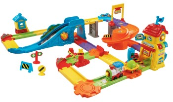 Post image for VTech Go!:Train Station Playset-$33.74