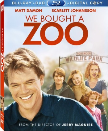 Post image for We Bought A Zoo on Blu-Ray—$8.49 with Price Match & Coupon at Target!