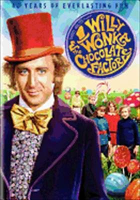 Post image for Willy Wonka and the Chocolate Factory: DVD-$3.99
