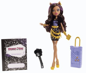 Post image for Monster High Travel Scaris Clawdeen Wolf Doll-$9.69