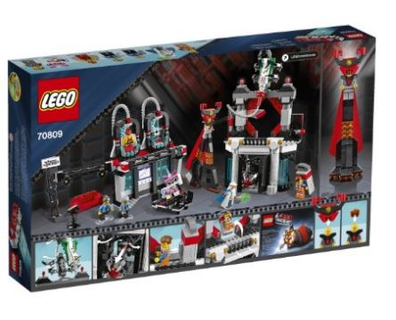 Post image for Amazon-LEGO Movie Lord Business' Evil Lair $54.99