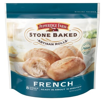 Post image for New Coupon: $0.50/1 Pepperidge Farm Frozen Bread or Rolls
