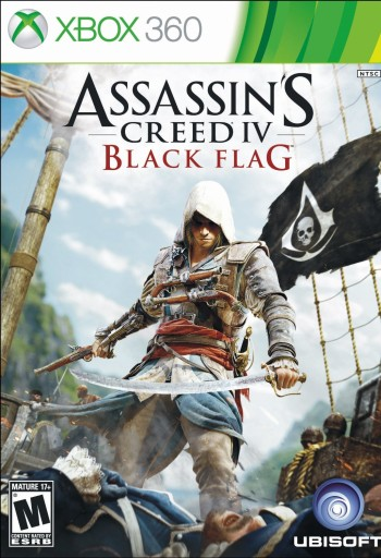 Post image for Amazon: Assassin's Creed IV Black Flag – Xbox 360 $29.99