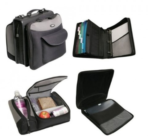 Post image for Amazon: Case-It Build-A-Binder – Neoprene Zipper Binder with Computer Case and Lunch Kit $15.95