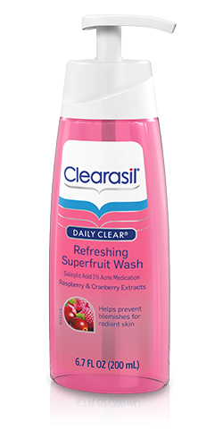 Post image for Rebate: FREE Clearasil Daily Clear Refreshing Product