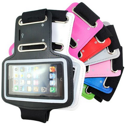 Post image for Apple Iphone 5 Sweat-proof Neoprene Armband Case W/ Velcro Closure $2.85 Shipped!