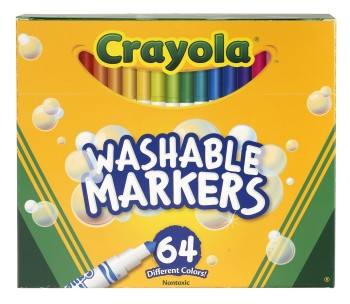 Post image for Walmart or Target: Free Crayola Markers