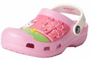 Post image for Amazon- Hello Kitty and Monsters Inc. Croc Sale
