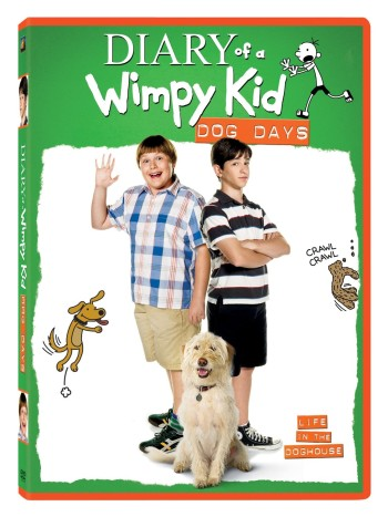Post image for Amazon: Diary of a Wimpy Kid: Dog Days on DVD $2.99
