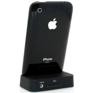 Post image for Amazon-Apple iPhone 4 Docking Station Only $3.30