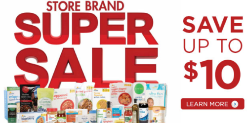 Food Lion Store Brand Super Sale