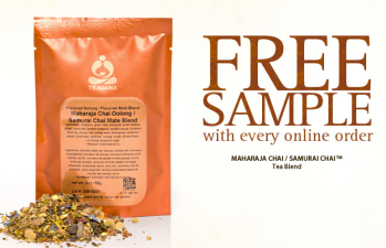 Post image for Teavana: Up to 75% Off Sale + FREE Sample with Every Order