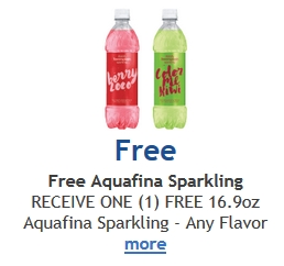 Post image for Free at Kroger: Sparkling Aquafina Flavor Splash!