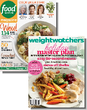 Post image for Food Network and Weight Watchers Magazine Bundle