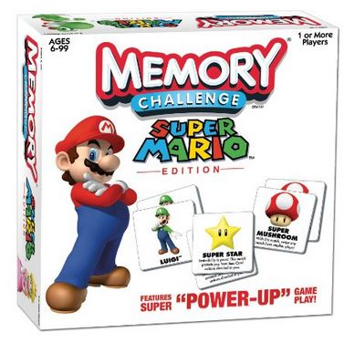 Post image for Amazon-Super Mario Memory Game $7.99