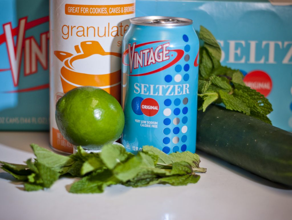 non-alcoholic mojito recipe ingredients