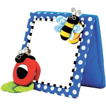 Post image for Amazon-Sassy Crib and Floor Mirror $8.27