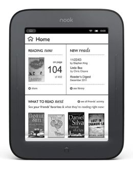 Post image for Nook Simple Touch $37.99 Shipped