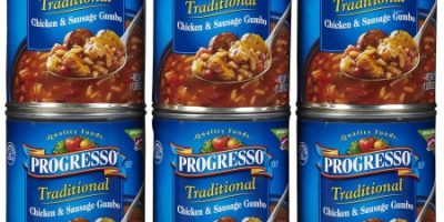 progresso traditional soup