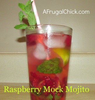 Post image for Raspberry Mojito Recipe