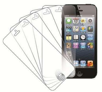 Post image for Amazon-5 Pack of Screen Protectors for Apple iPhone 5 Just $3.97