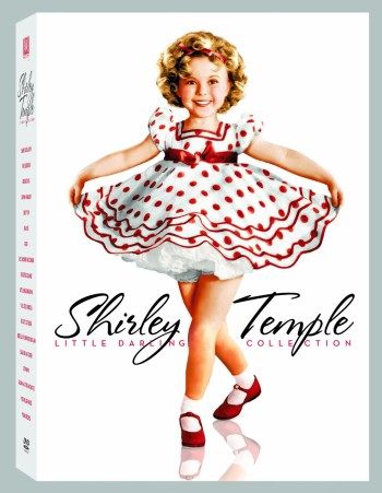 Post image for Shirley Temple Little Darling Collection – As Seen on TV 18 DVD Box (2009) $30.99