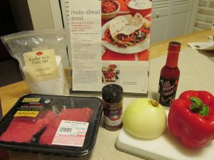 steak fajita ingredients