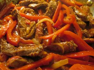 steak fajita stove top