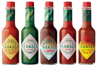 Post image for New Coupon: $0.50/1 Pepper Sauce Flavor TABASCO brand